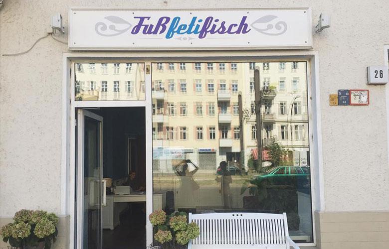 Fußfetifisch Berlin