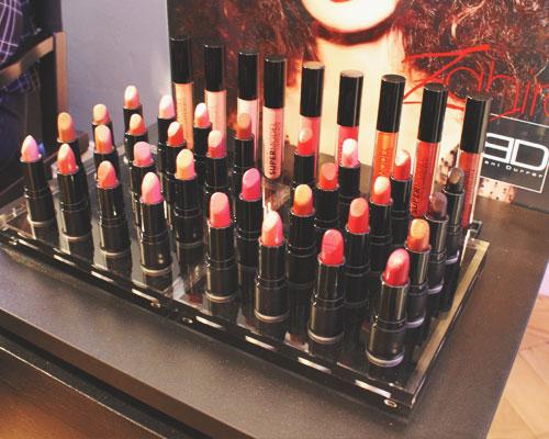 Benni Durrer Lippenstifte