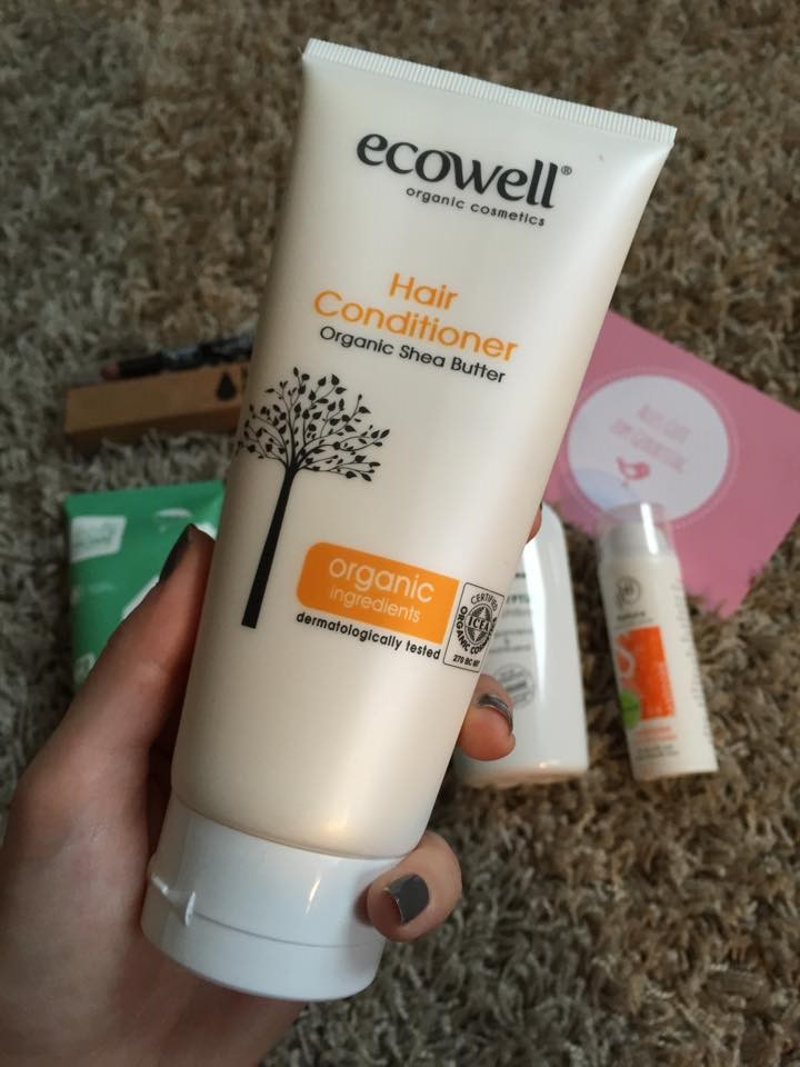 Ecowell Hair Conditioner