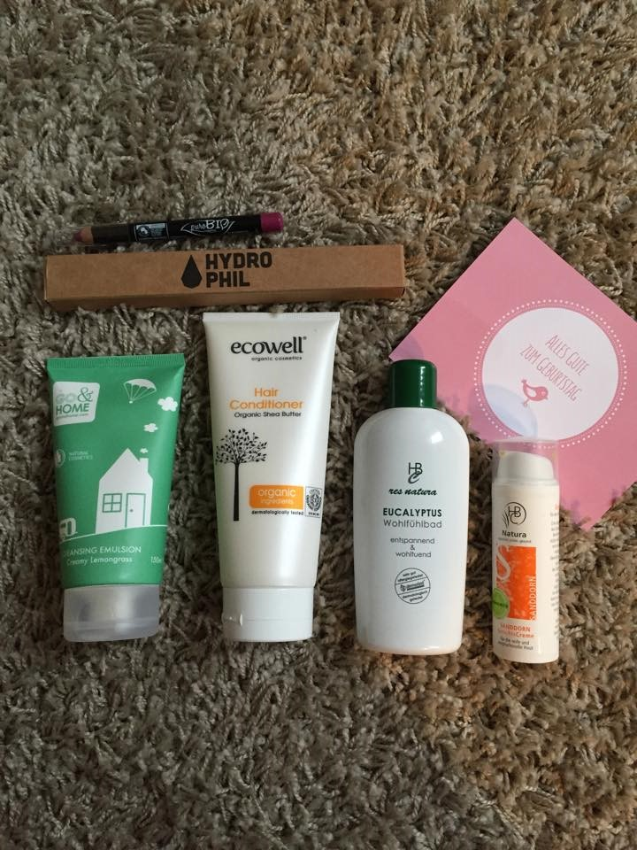 Inhalt Fairybox September