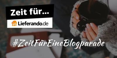 Lieferando.de Blogparade