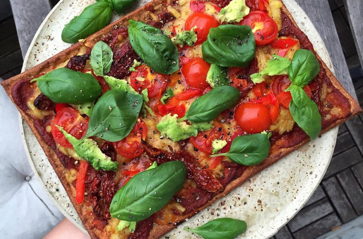 Lizza Low-Carb Pizza