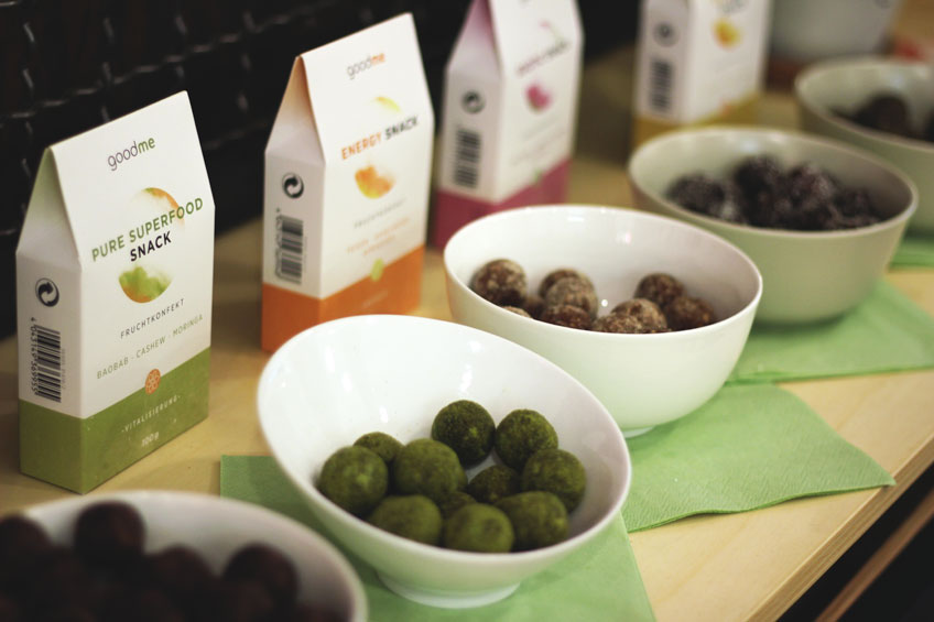 goodme pure superfood snack