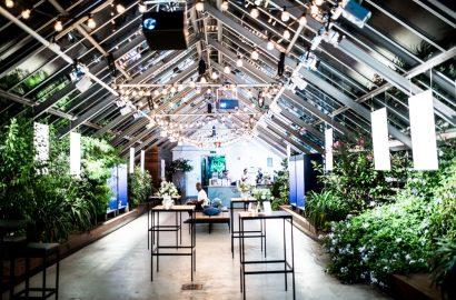 Secret Art Garden innen