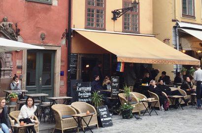 Stockholm-kurztrip