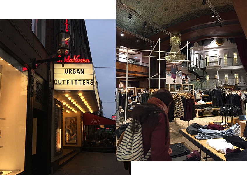 Stockholm Urban Outfitters
