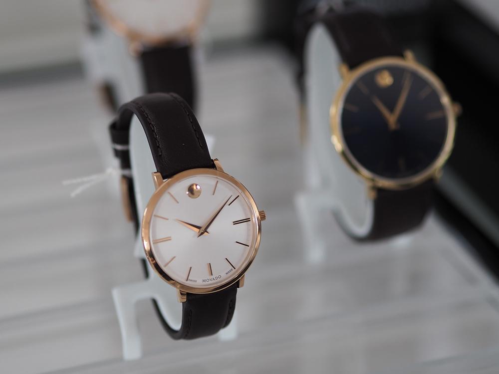 Movado Uhr Damen