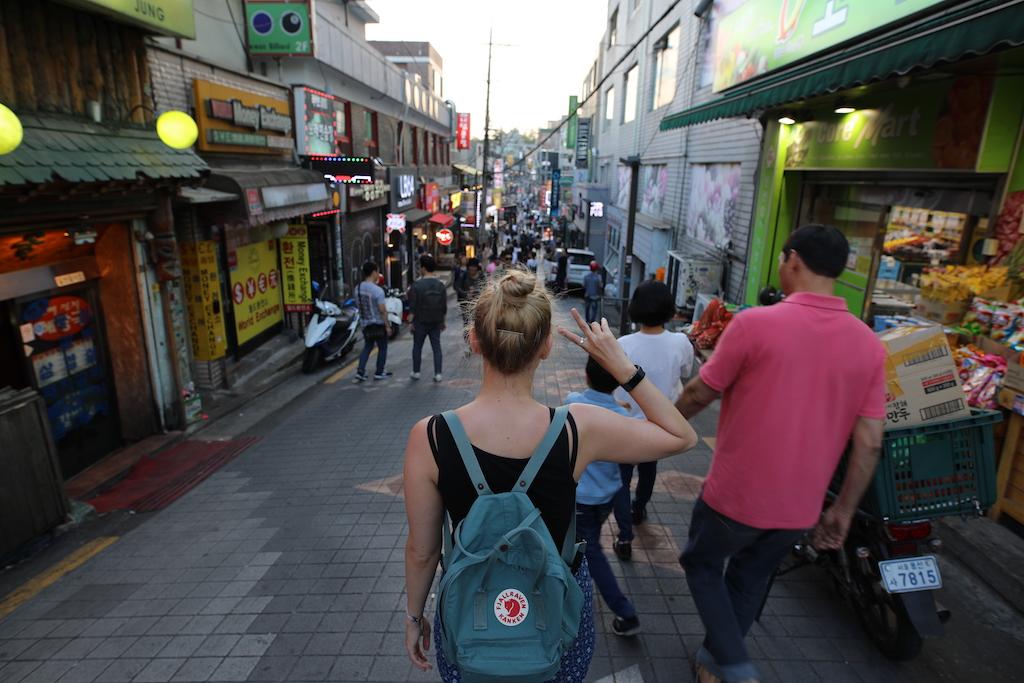 Seoul Itaewon