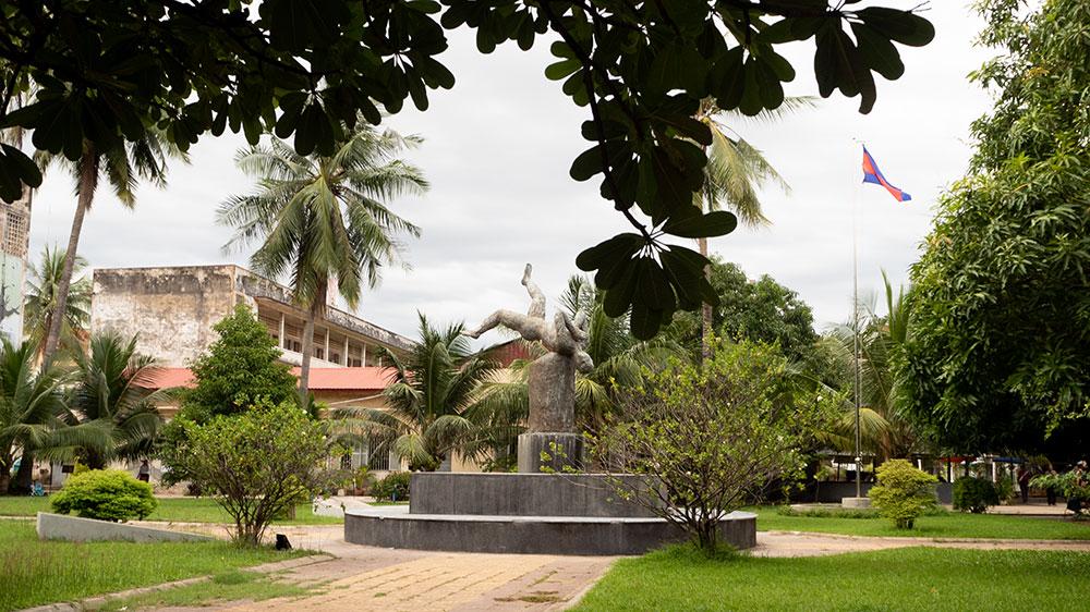 phnom penh genozidmuseum